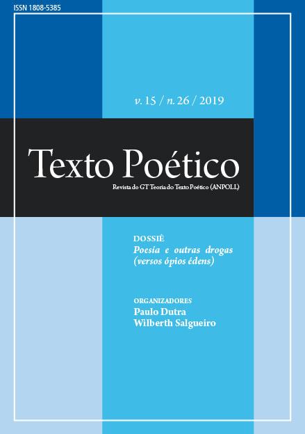 Visualizar v. 15 n. 26 (2019): Poesia e outras drogas (versos ópios édens)