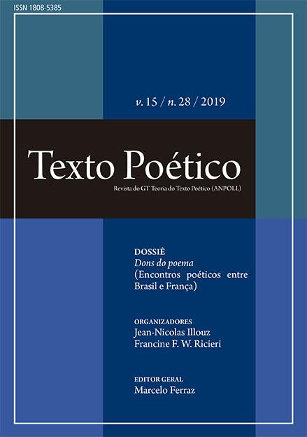 Visualizar v. 15 n. 28 (2019): Dons do Poema (encontros poéticos entre Brasil e França)
