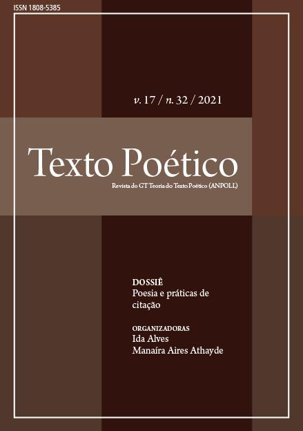 Capa Texto Poético 32