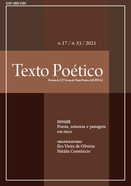 Visualizar v. 17 n. 33 (2021): Poesia, natureza e paisagem em risco