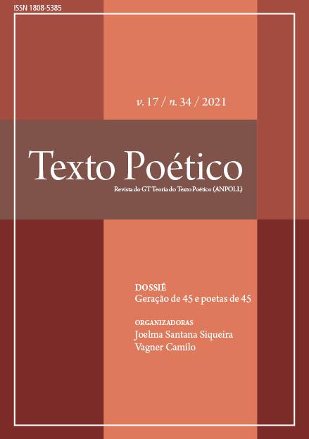 Visualizar v. 17 n. 34 (2021): Geração de 45 e poetas de 45